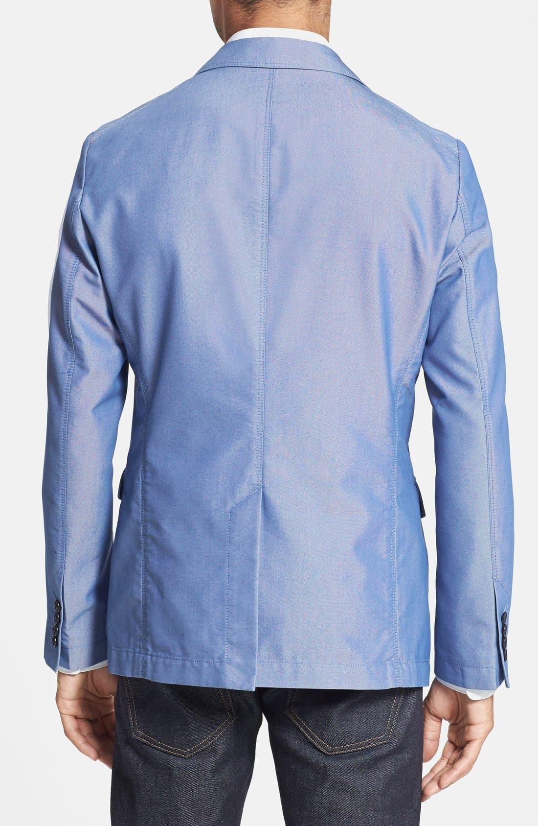 Alternate Image 2  - BOSS HUGO BOSS 'Morell' Regular Fit Sportcoat