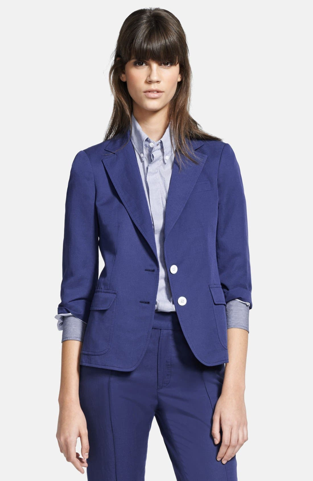 Alternate Image 1 Selected - Band of Outsiders Schoolboy Blazer
