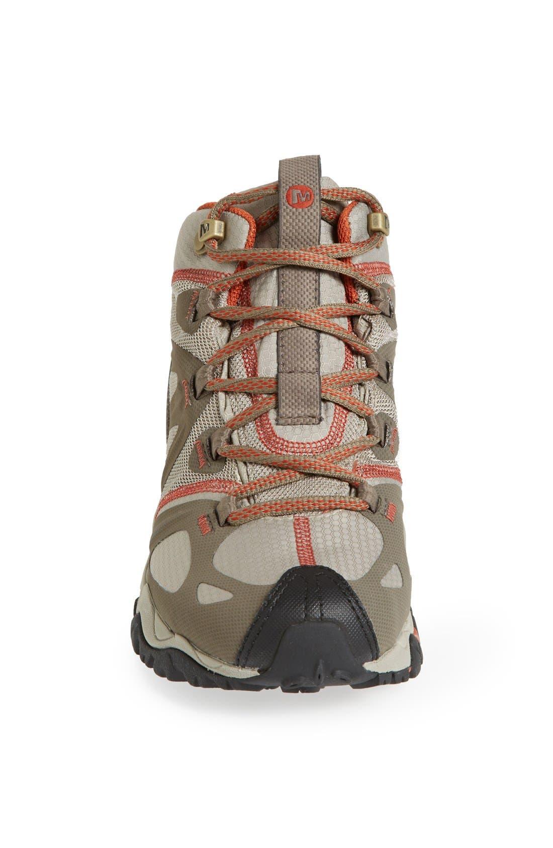 Alternate Image 3  - Merrell 'Grassbow Sport - Mid' Waterproof Hiking Shoe (Women)