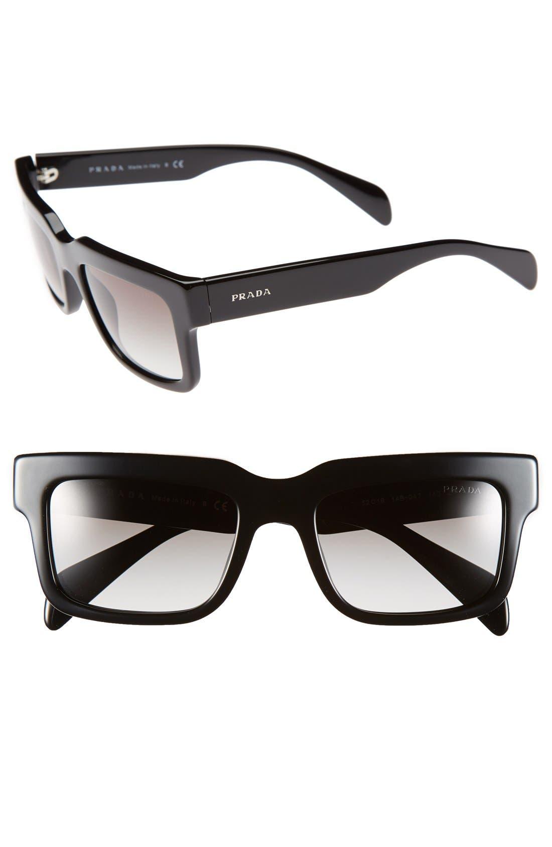Alternate Image 1 Selected - kensie 'Kinley' 53mm Polarized Sunglasses