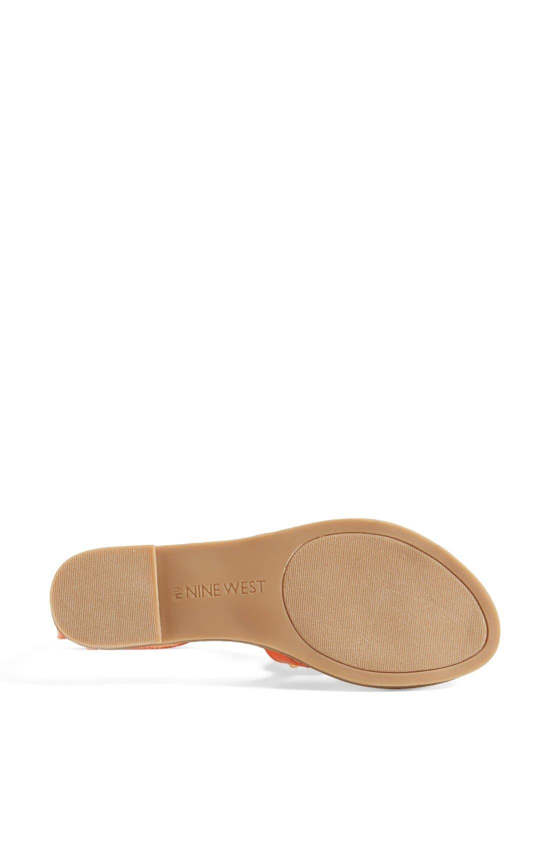 Alternate Image 4  - Nine West 'Saddie 3' Sandal