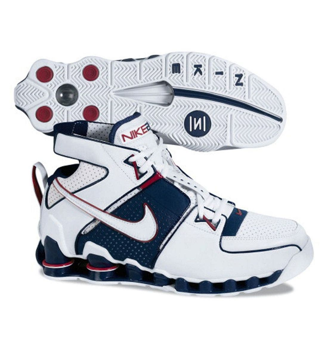 Nike Shox Bombardero Para Hombre Zapatillas De Baloncesto descuento auténtica NYiySUO6