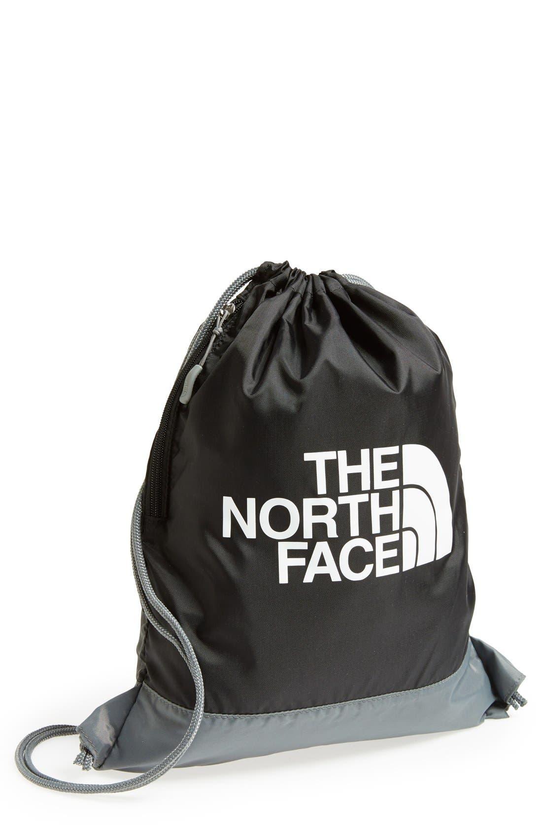 Alternate Image 1 Selected - The North Face 'Sack Pack' Drawstring Bag