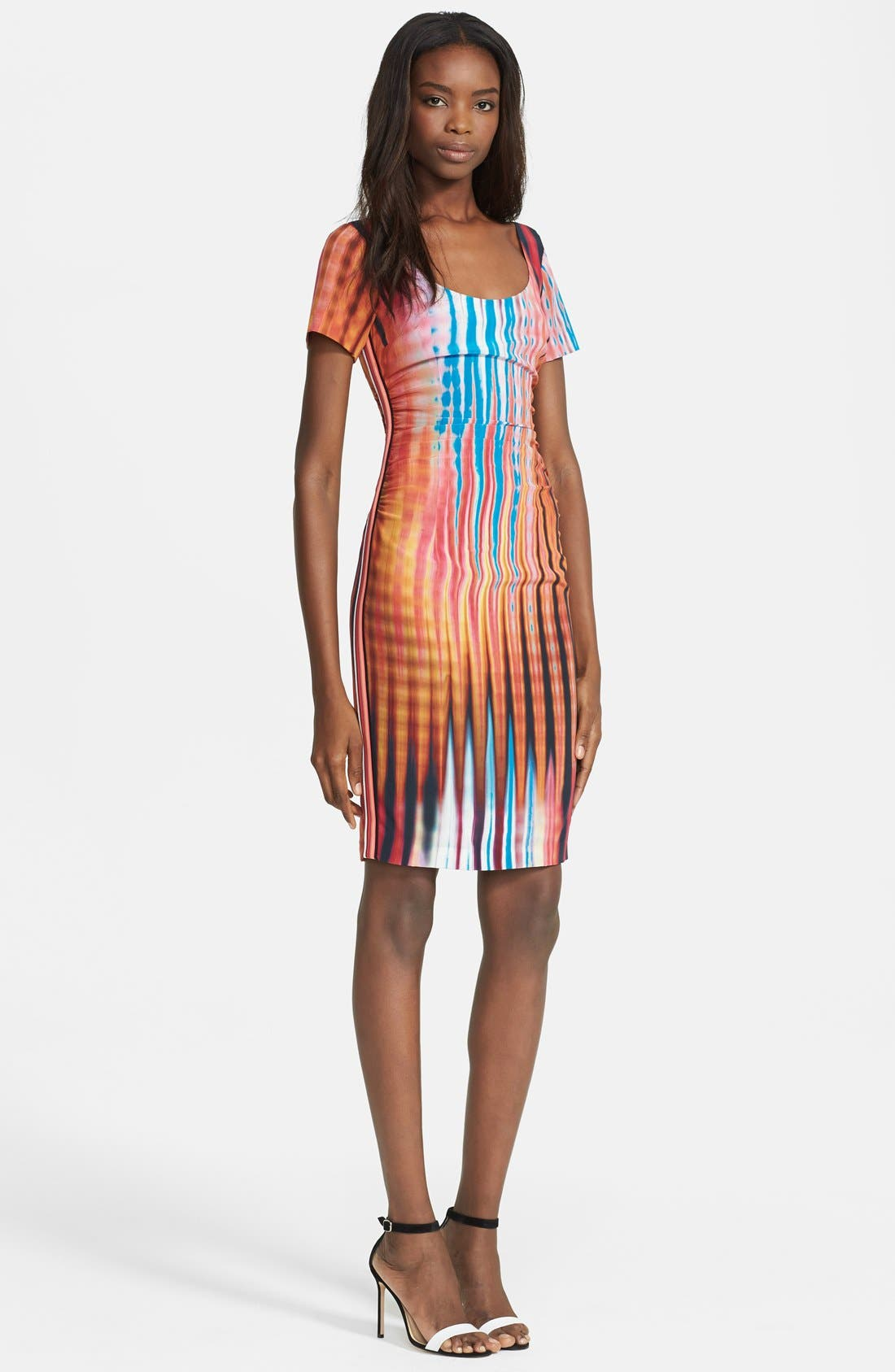 Tracy Reese 'T' Stretch Crepe Dress