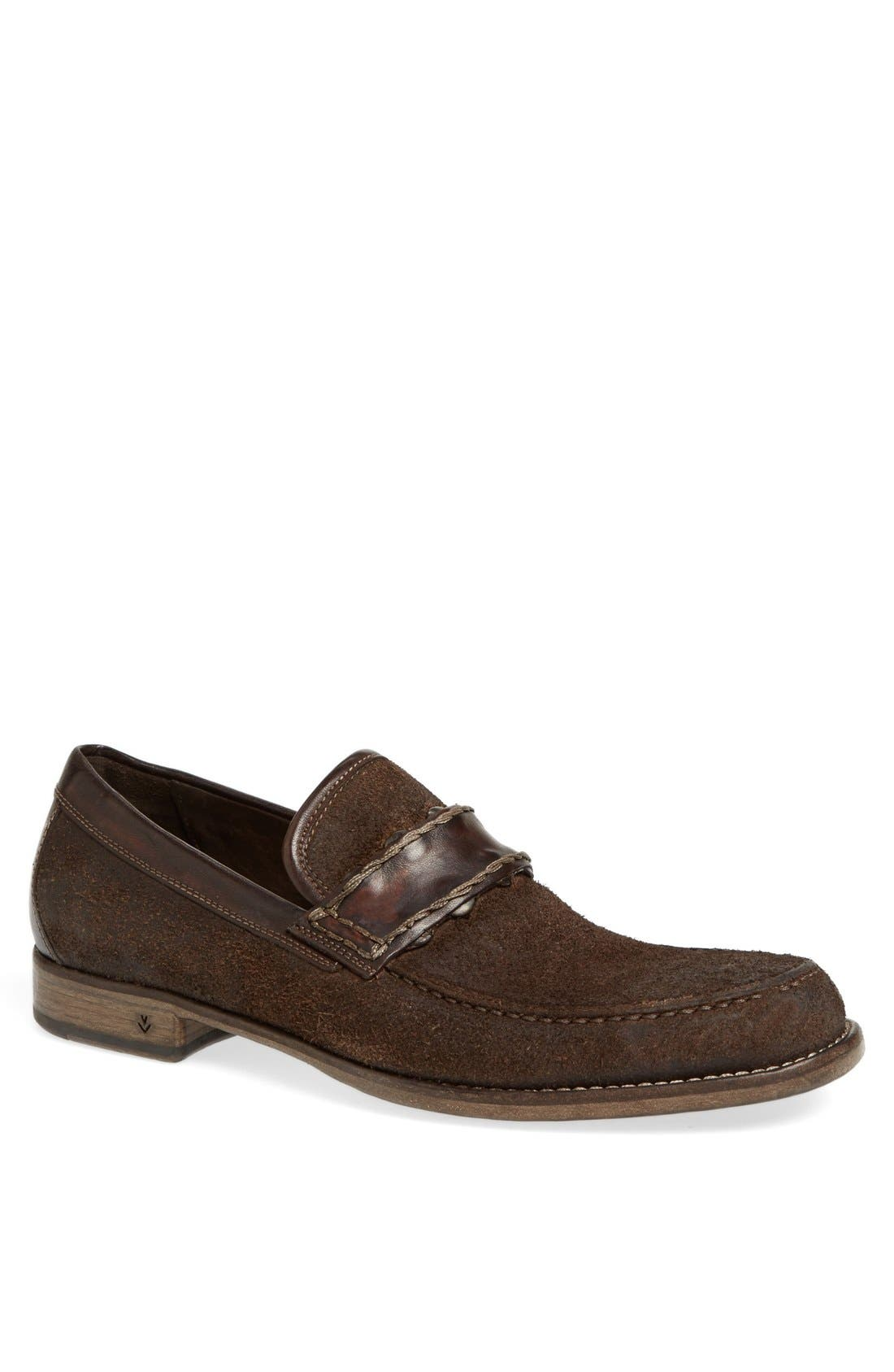 Alternate Image 1 Selected - John Varvatos Collection 'Ludwig Signature' Penny Loafer