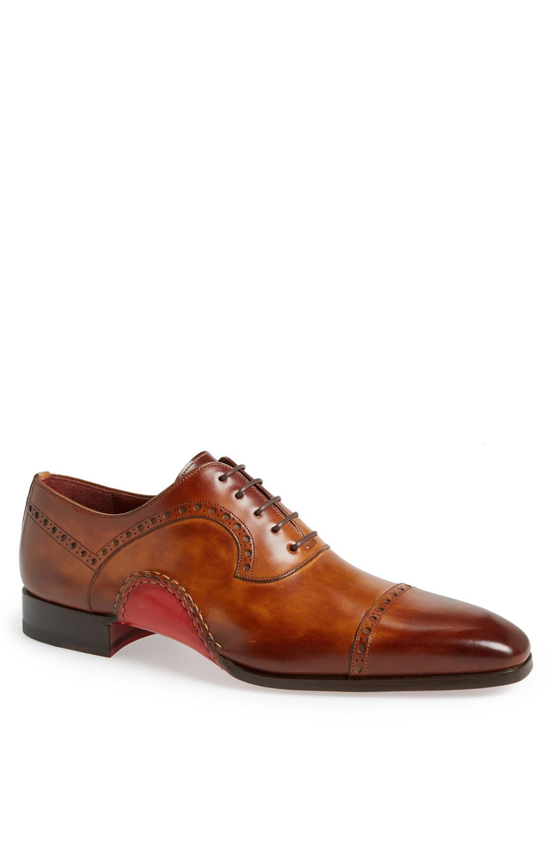 Alternate Image 1 Selected - Magnanni 'Cris' Cap Toe Oxford