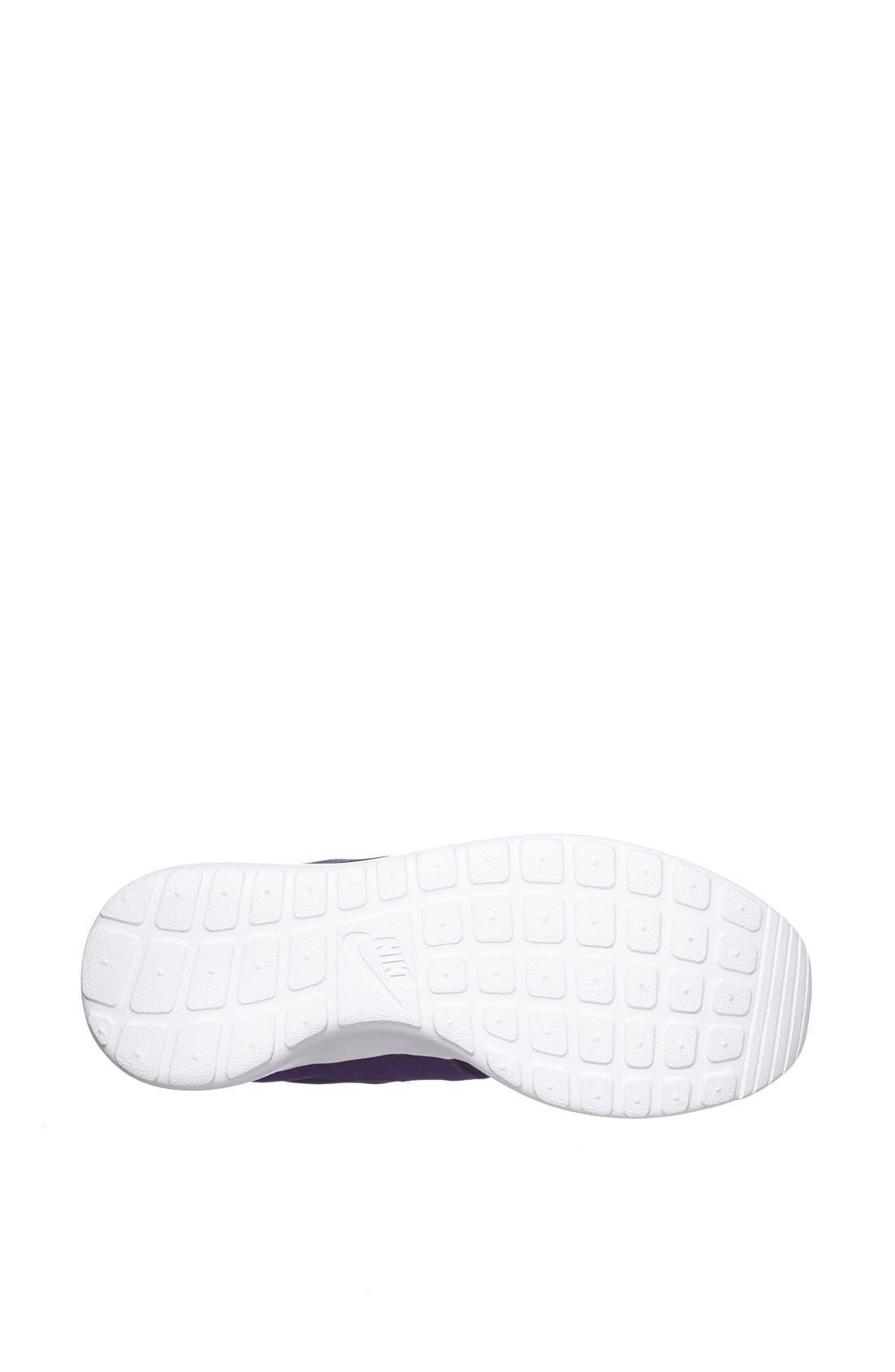 Alternate Image 4  - Nike 'Roshe Run MP QS' Print Sneaker (Women)