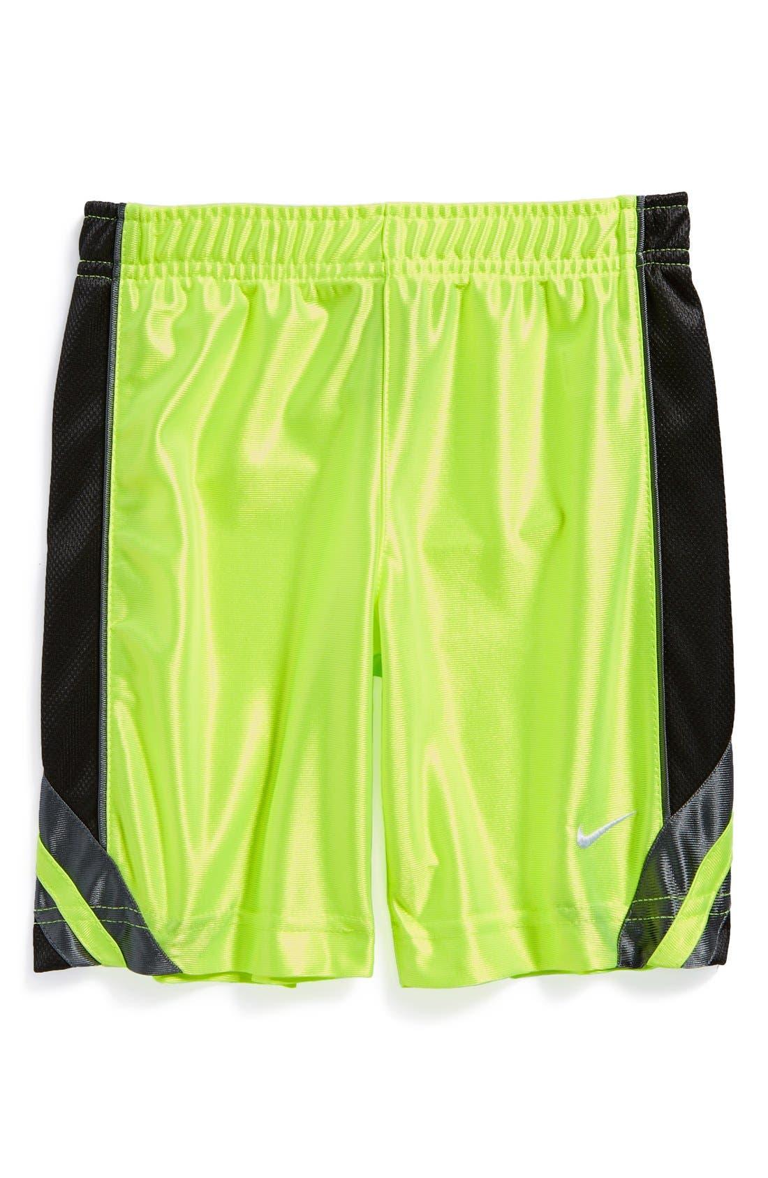 Alternate Image 1 Selected - Nike 'Dunk V2' Shorts (Little Boys)
