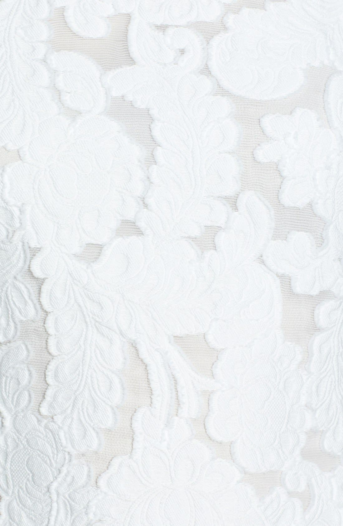 Alternate Image 3  - BOSS HUGO BOSS 'Dijasin' Sleeveless Sheath Dress