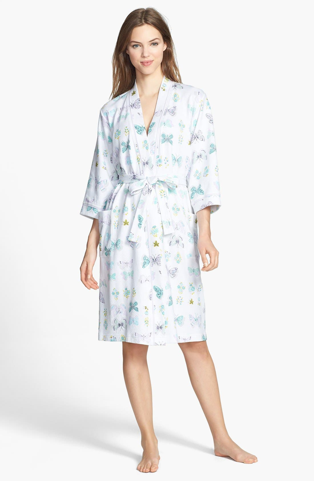 Main Image - Carole Hochman Designs 'Butterfly Soiree' Robe