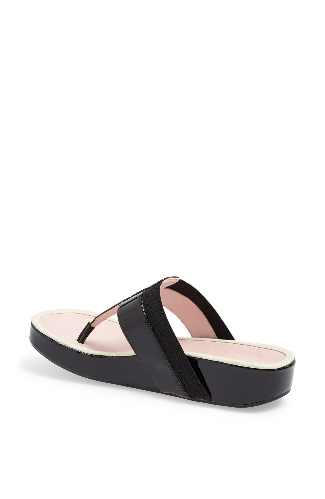 Alternate Image 2  - Taryn Rose 'August' Thong Sandal