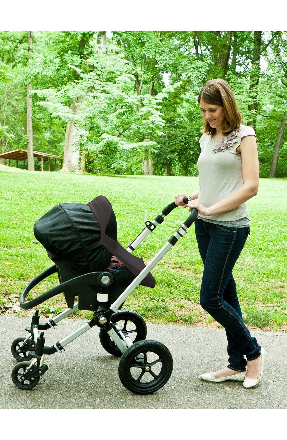Alternate Image 5  - Imagine Baby 'The Shade' Car Seat Canopy