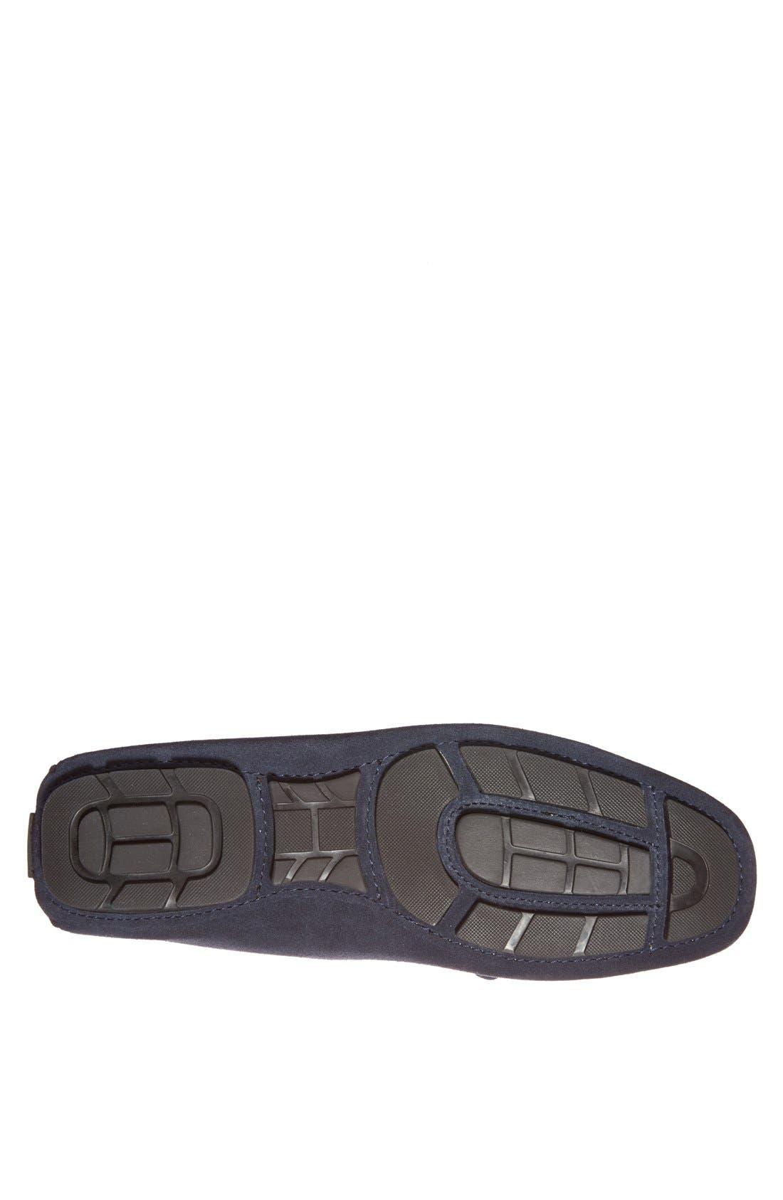 Alternate Image 4  - Boemos Suede Driving Shoe (Men)