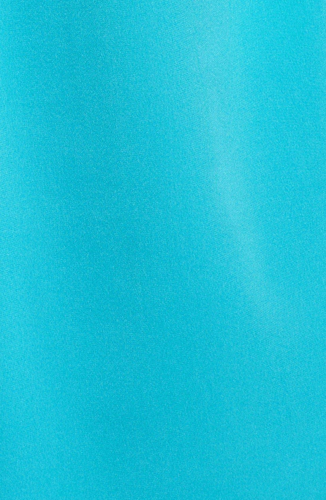 Alternate Image 3  - Milly 'Kataline' Stretch Silk Blouse