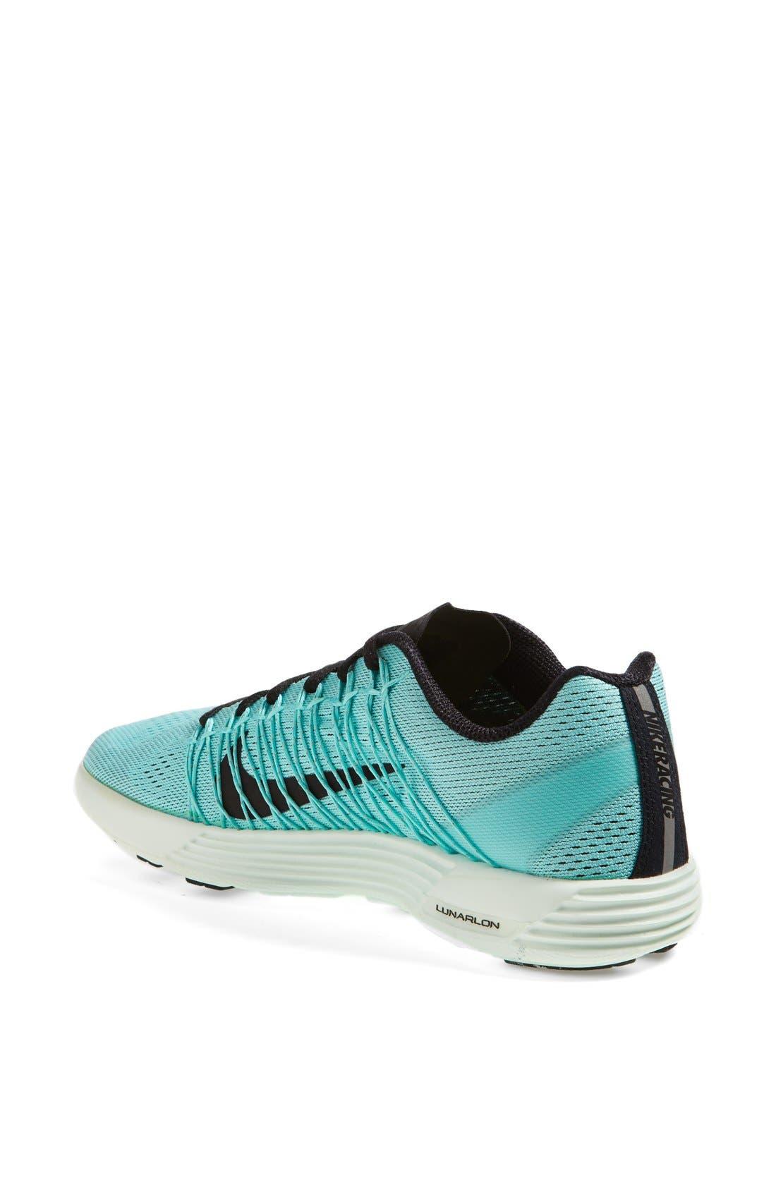 'Lunaracer+ 3' Running Shoe,                             Alternate thumbnail 2, color,                             Hyper Turquoise