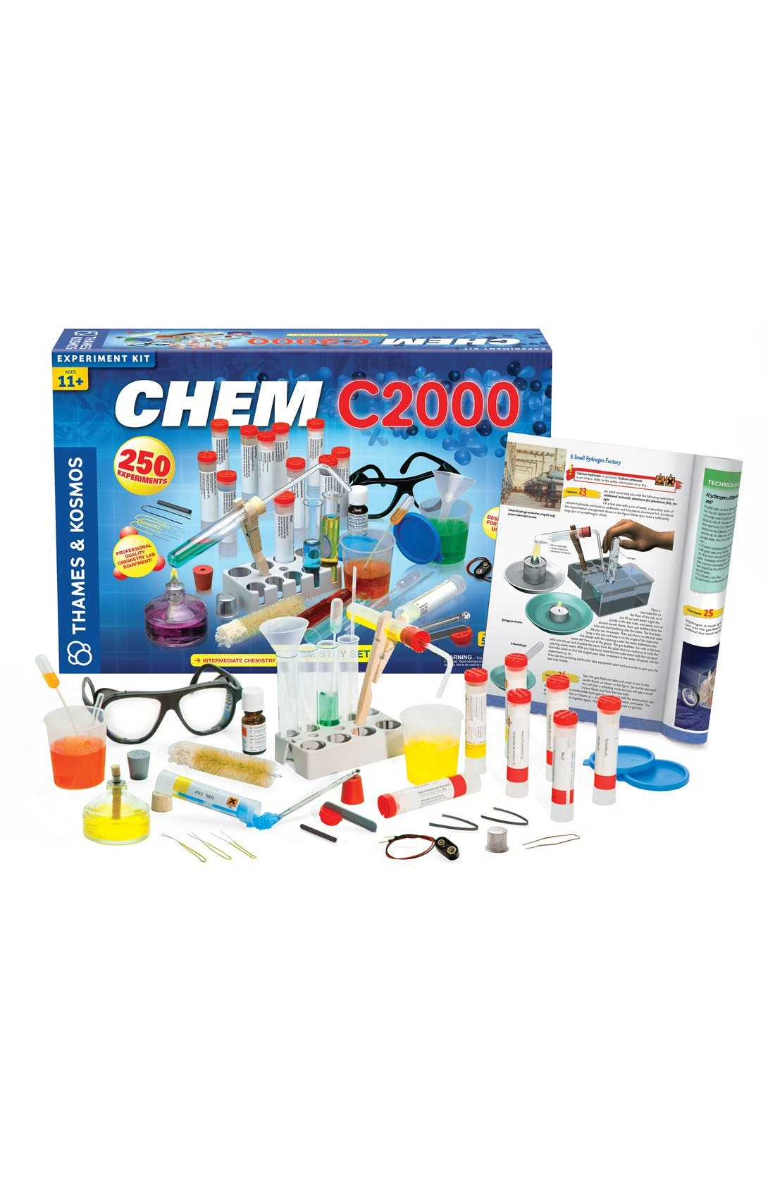 'CHEM C2000 (V 2.0)' Experiment Kit,                         Main,                         color, No Color