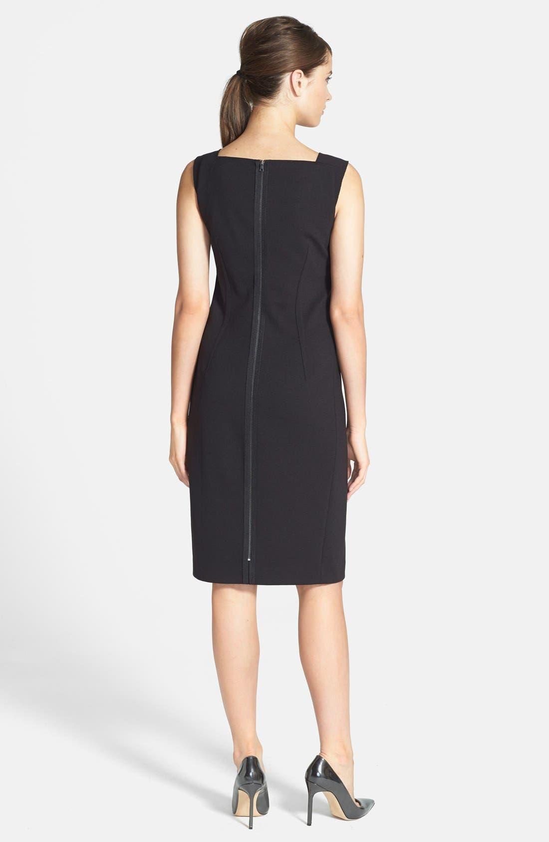 Alternate Image 2  - T Tahari 'Torrence' Dress