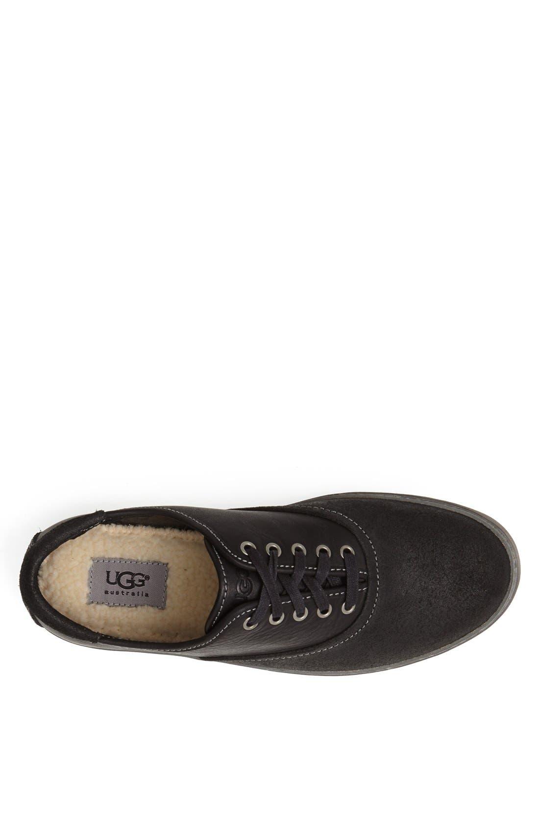 Alternate Image 3  - UGG® Australia 'Garrick' Oxford Sneaker