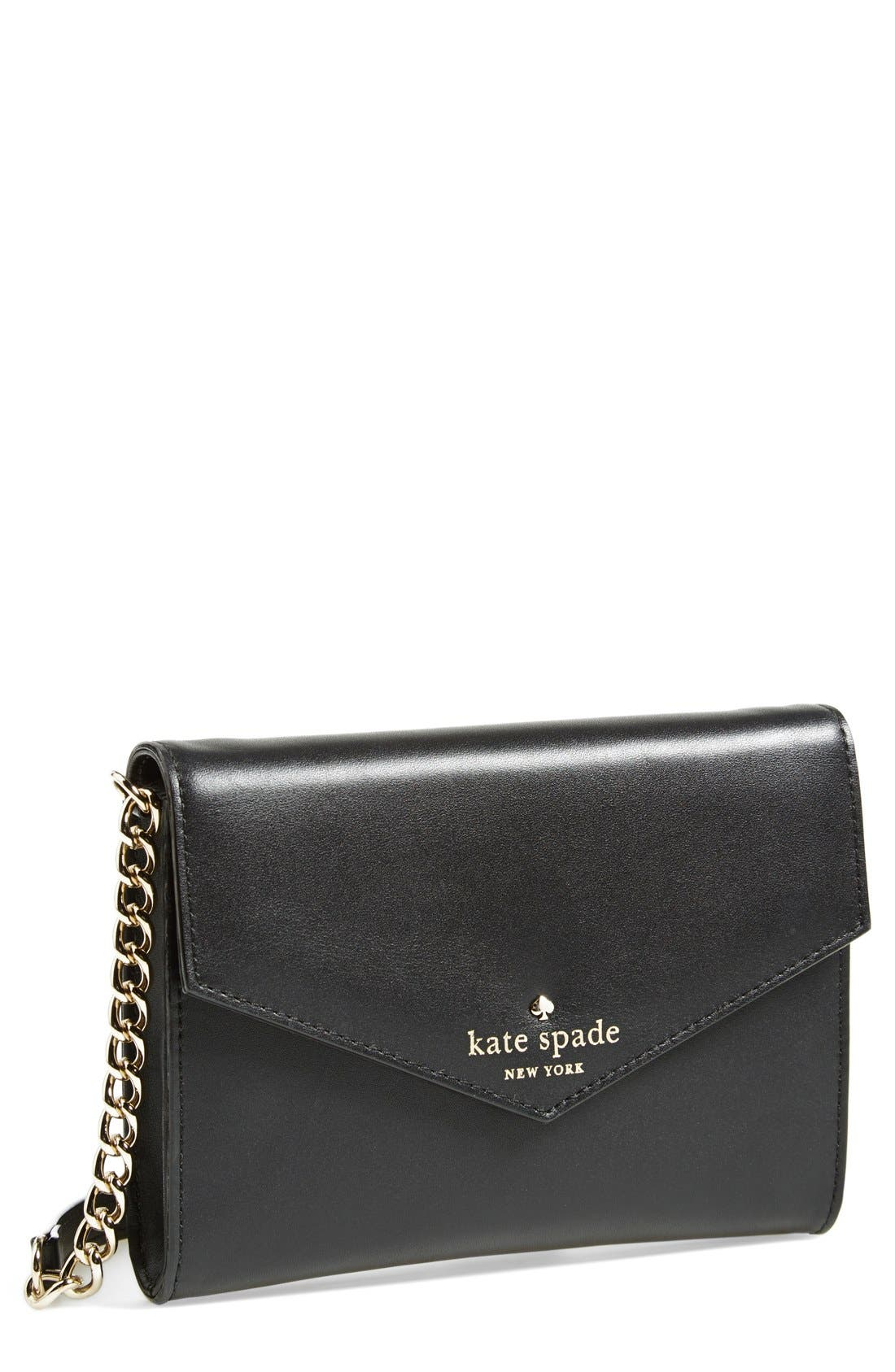 Main Image - kate spade new york 'branton square - monday' crossbody bag (Nordstrom Exclusive)