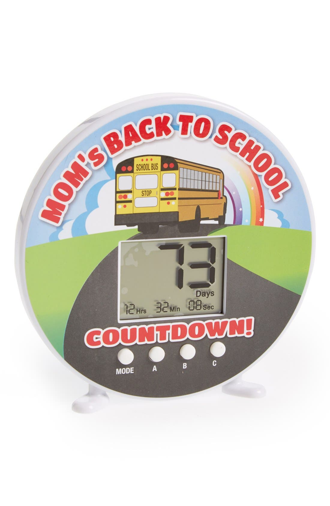 Main Image - Big Mouth Toys 'Mom's Back to School Countdown' Timer