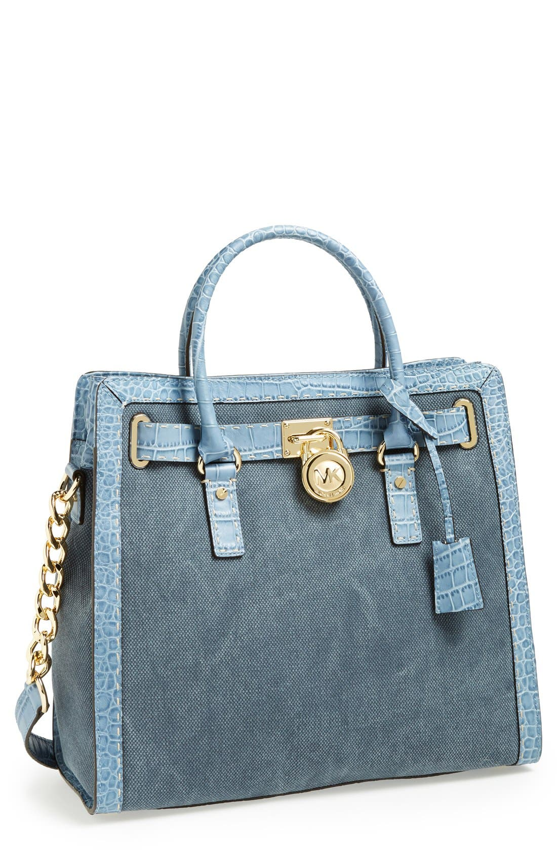 Alternate Image 1 Selected - MICHAEL Michael Kors 'Large' North/South Tote