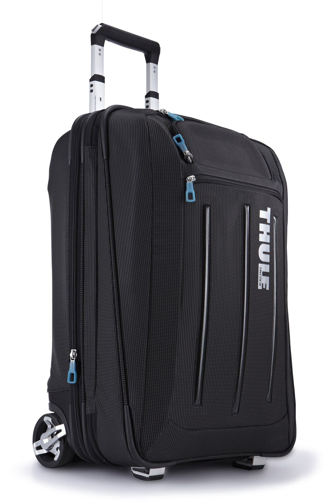 Thule Crossover Rolling 22-Inch Carry-On with Garment Bag