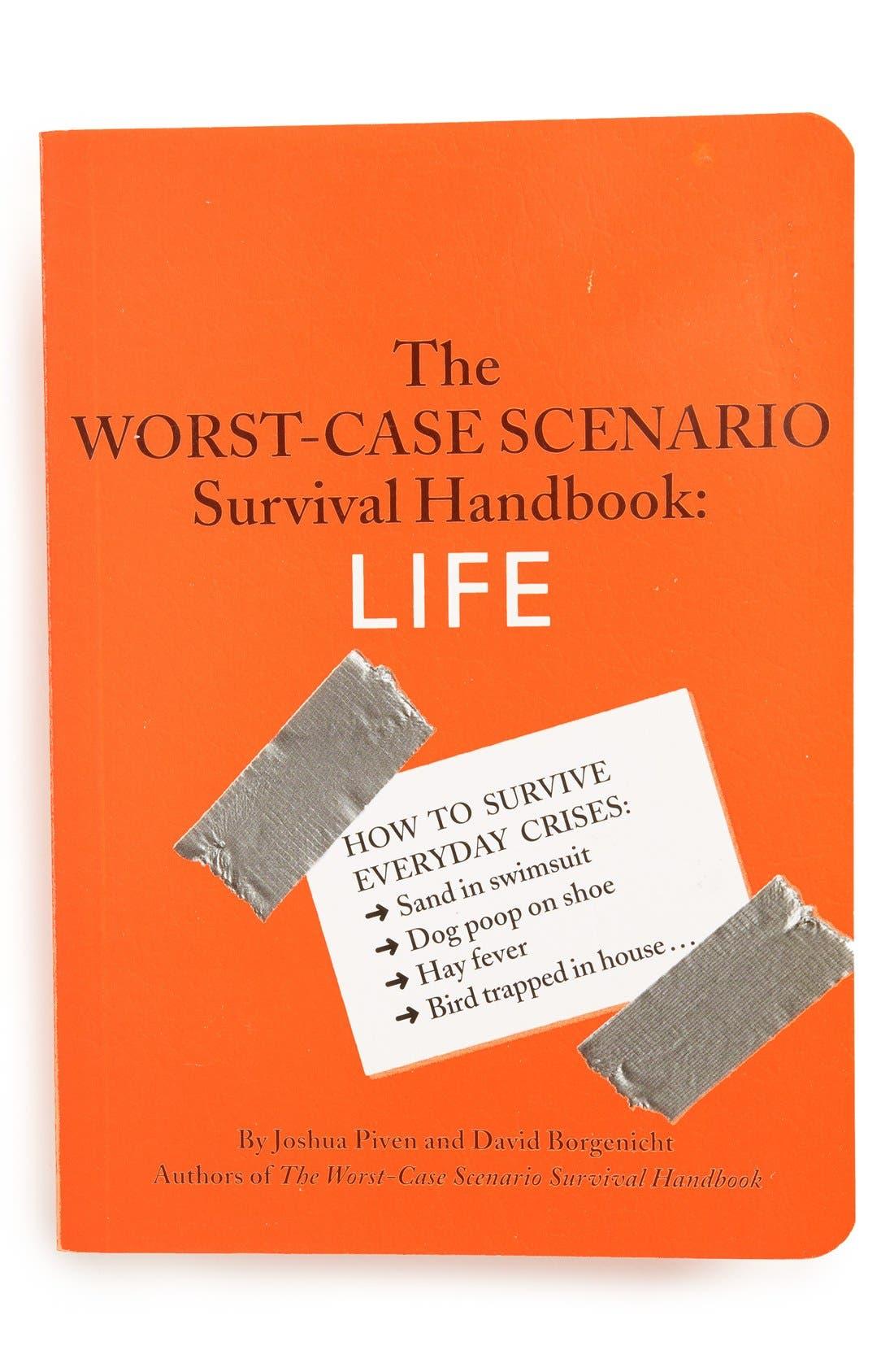 Alternate Image 1 Selected - 'The Worst-Case Scenario Survival Handbook: Life' Book