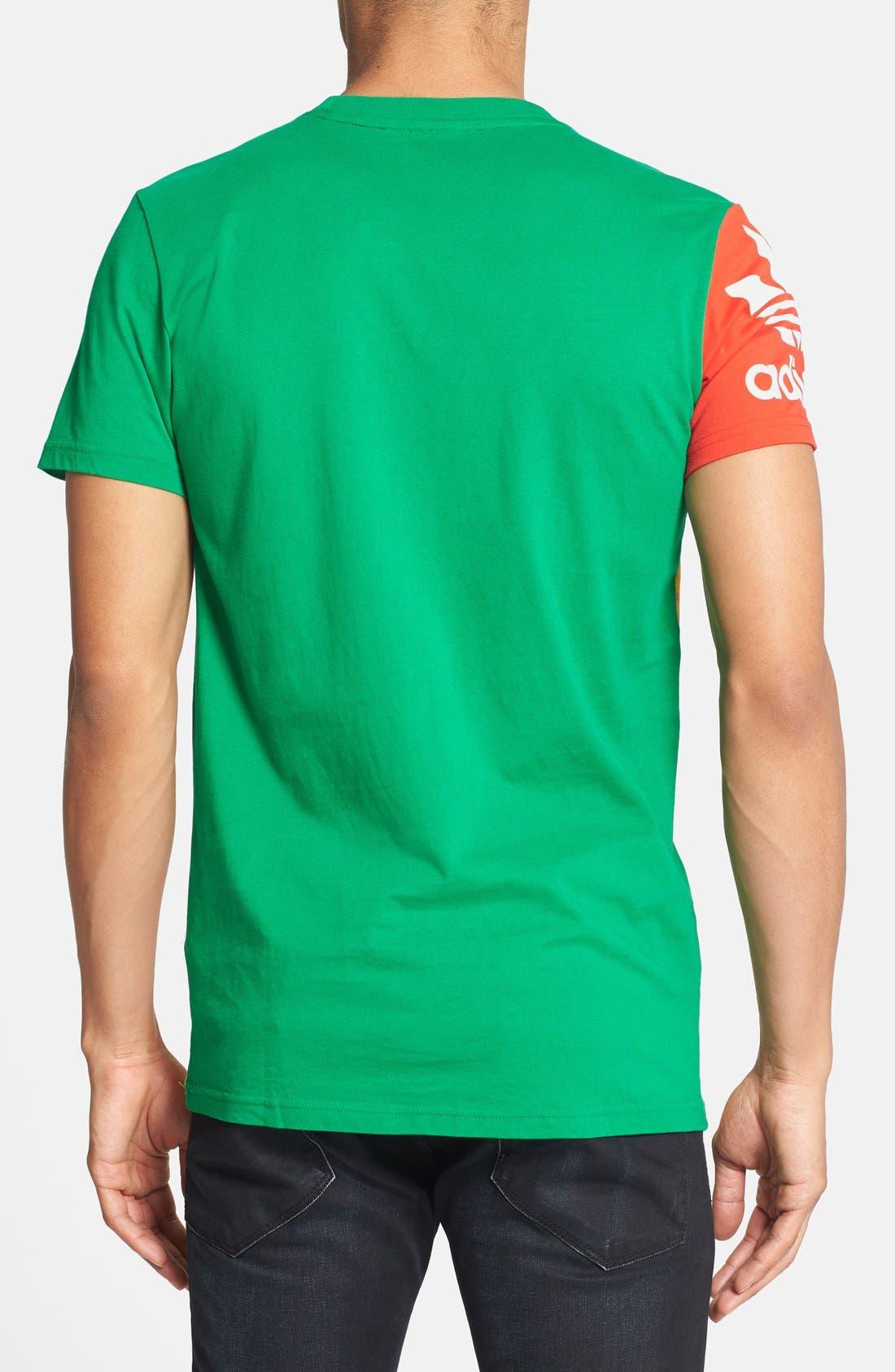Alternate Image 2  - adidas Originals 'Daydead' T-Shirt