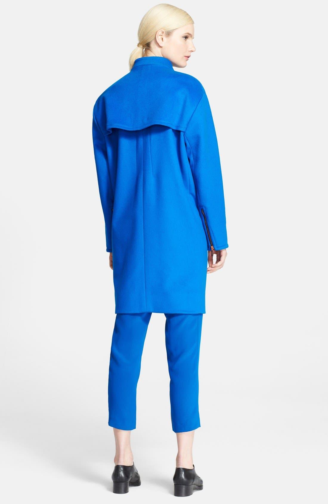 Alternate Image 3  - Cédric Charlier Wool & Cashmere Coat