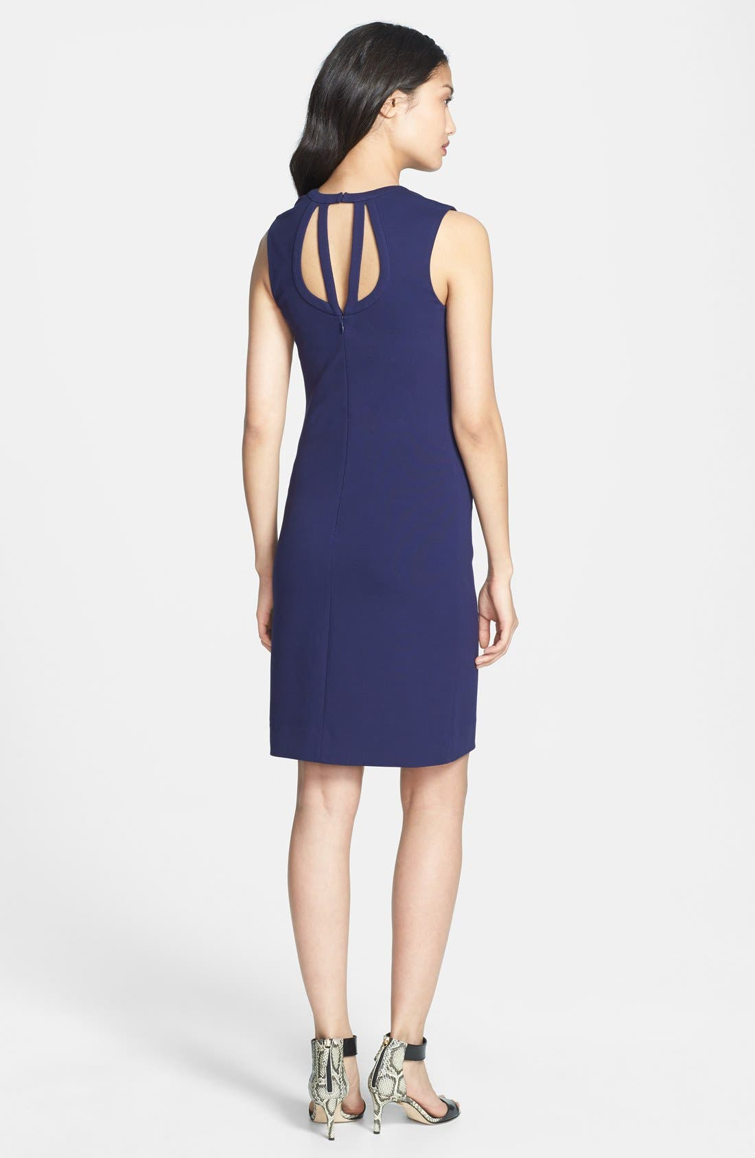 Alternate Image 2  - Diane von Furstenberg 'Amy' Knit Sheath Dress