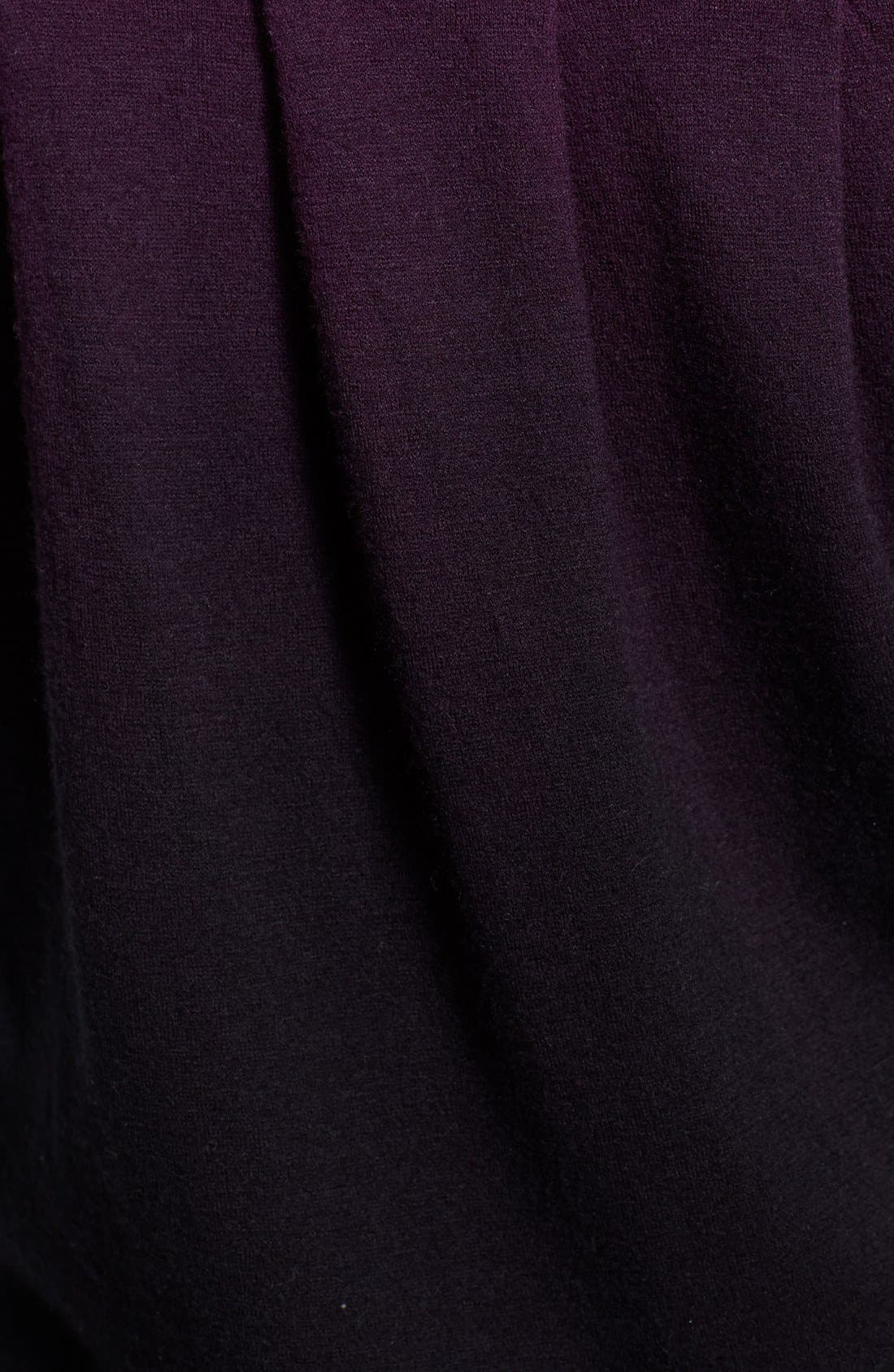 Alternate Image 3  - Donna Karan Collection Ombré Cashmere Sweater