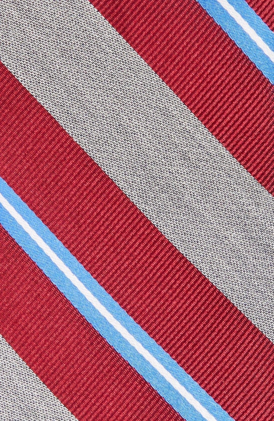 Alternate Image 2  - 1901 'Brady' Woven Silk Blend Tie