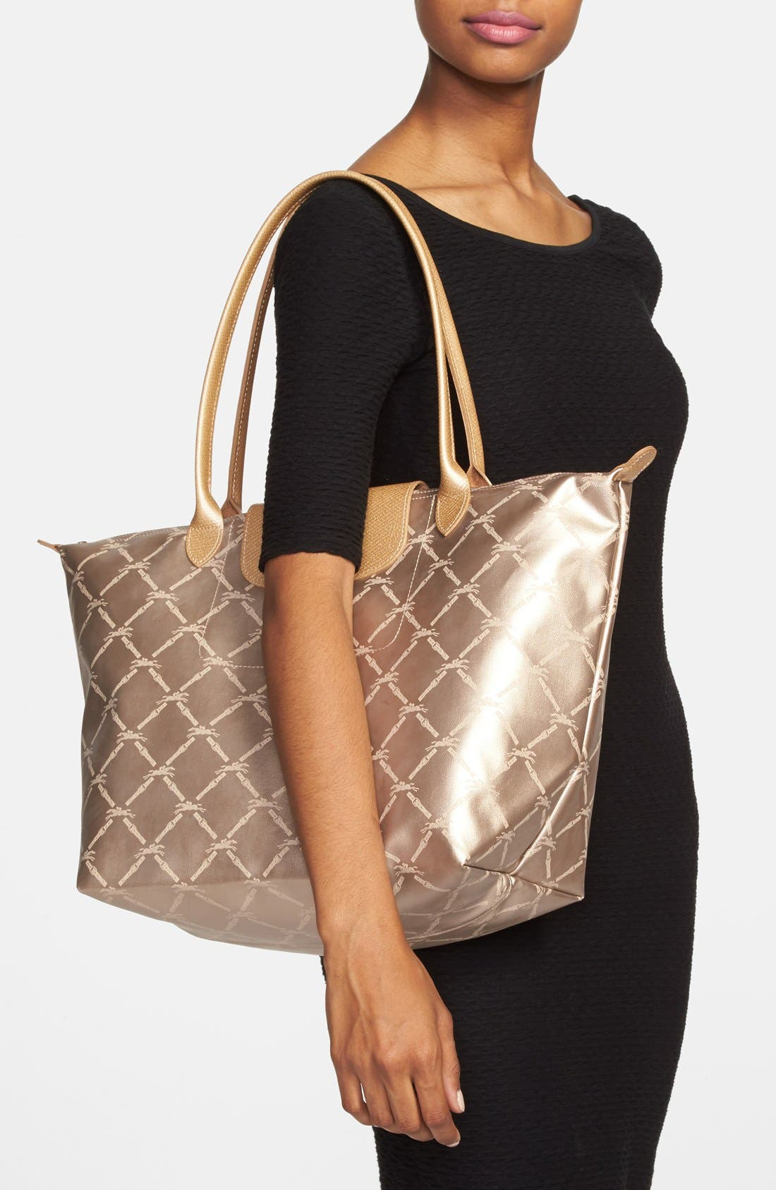 Alternate Image 2  - Longchamp Shoulder Tote