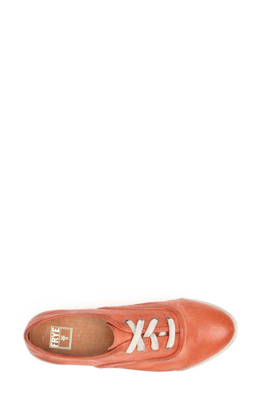 Alternate Image 3  - Frye 'Melanie' Leather Sneaker (Women)