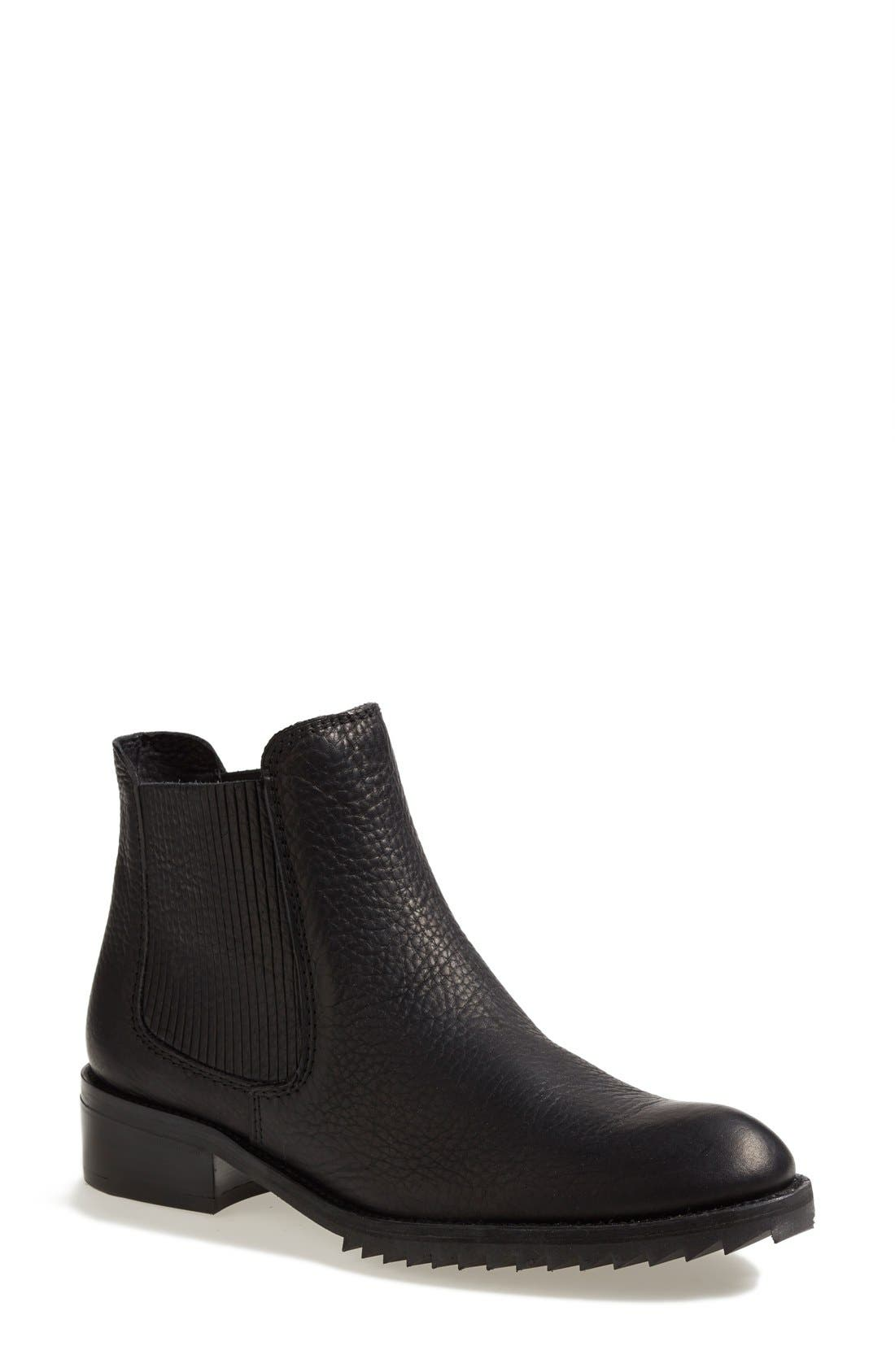 'Odalys' Chelsea Boot,                         Main,                         color, Black