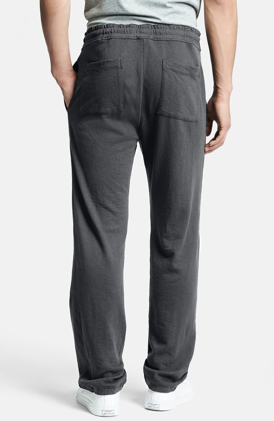 Alternate Image 5  - James Perse 'Classic' Sweatpants