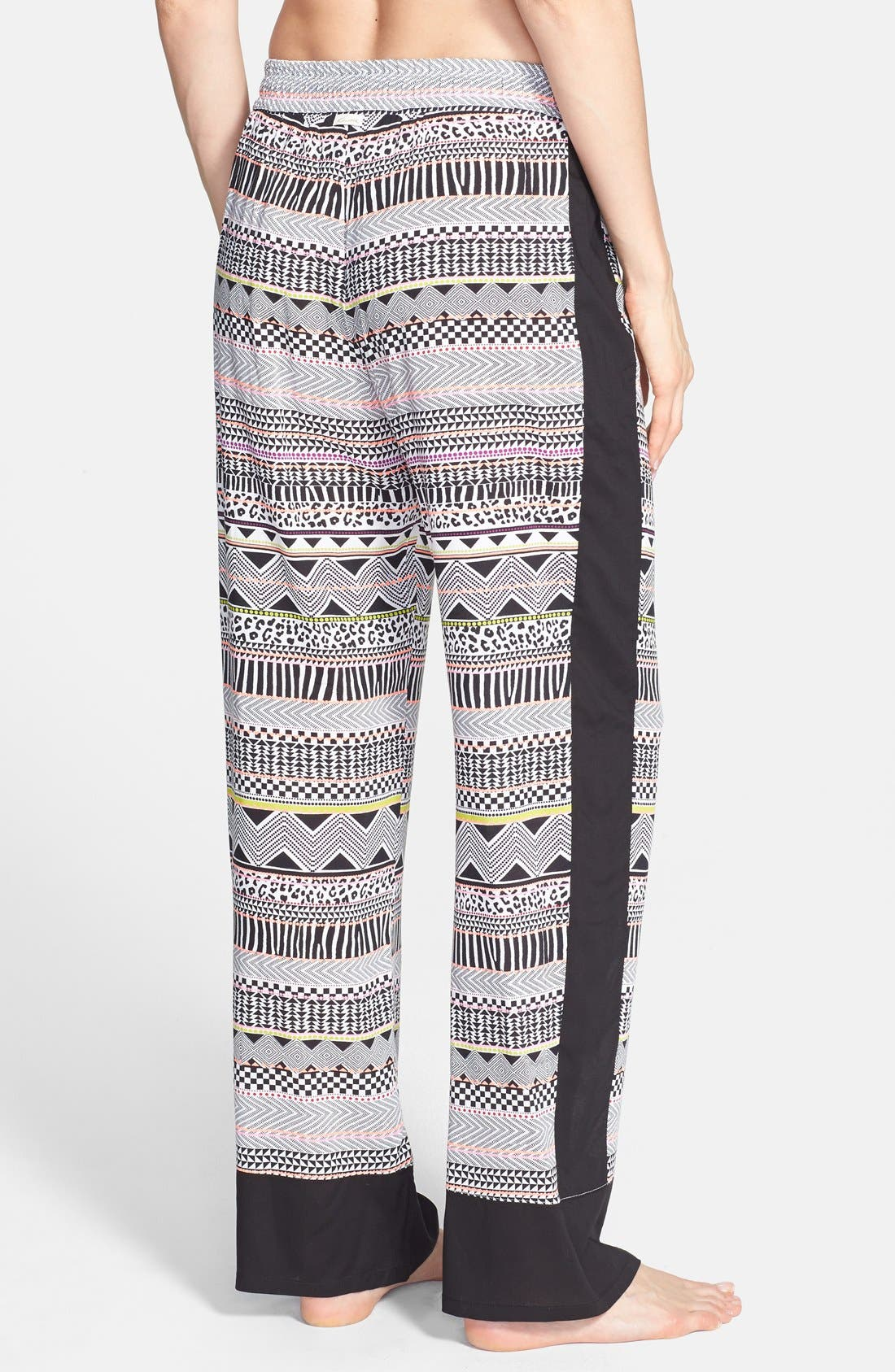 Alternate Image 2  - kensie 'Sun Seekers' Pajama Pants