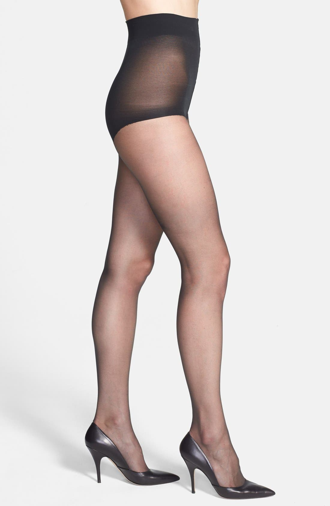 Donna Karan The Nudes Control Top Pantyhose