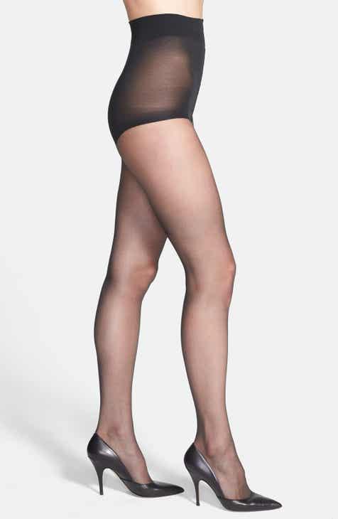 3f3ed6e66 Donna Karan The Nudes Control Top Pantyhose
