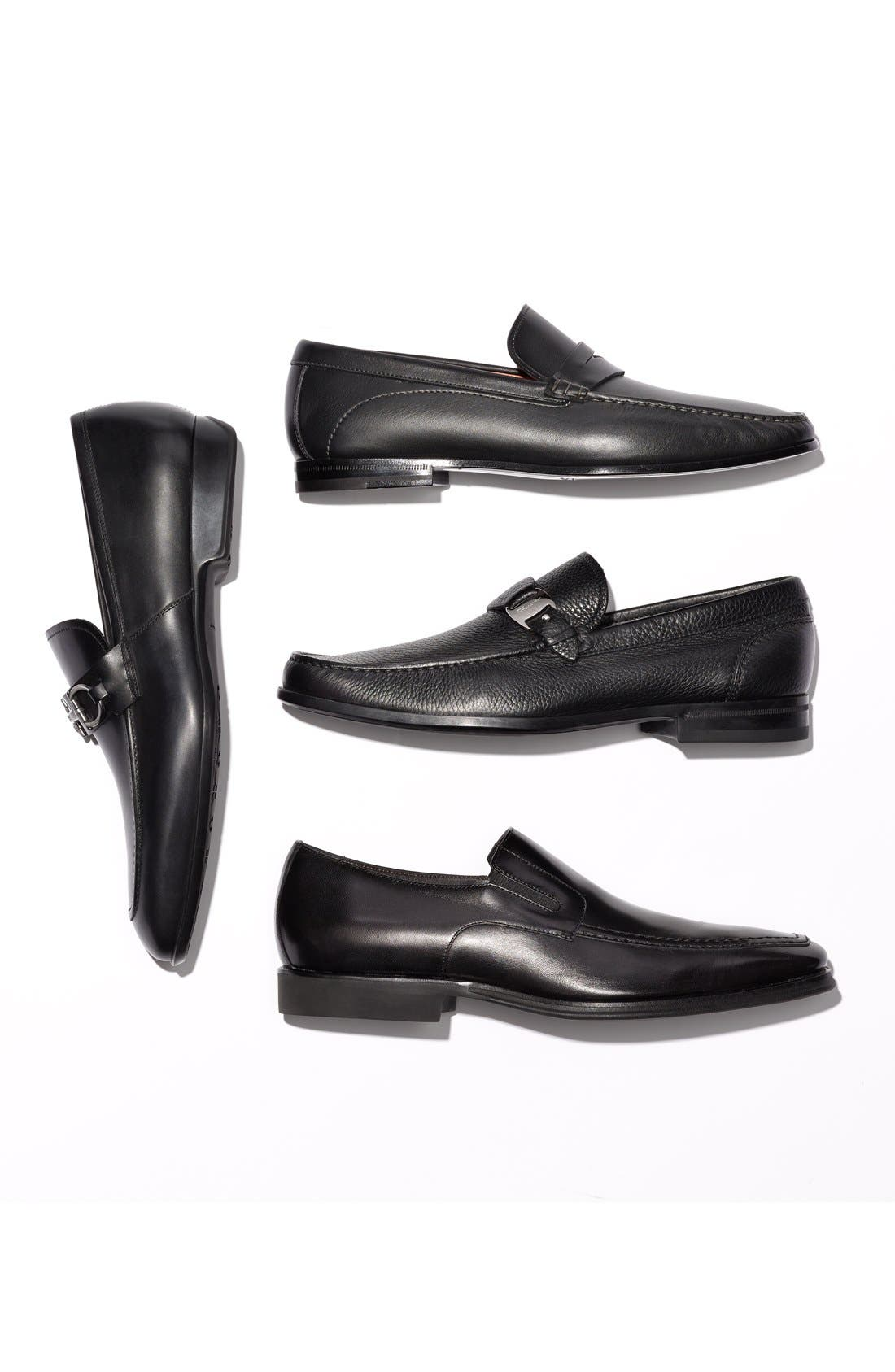 Alternate Image 6  - Salvatore Ferragamo 'Bravo' Loafer (Men)