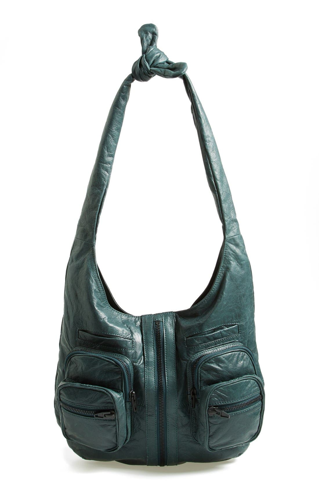 Alternate Image 1 Selected - Alexander Wang 'Donna' Leather Hobo
