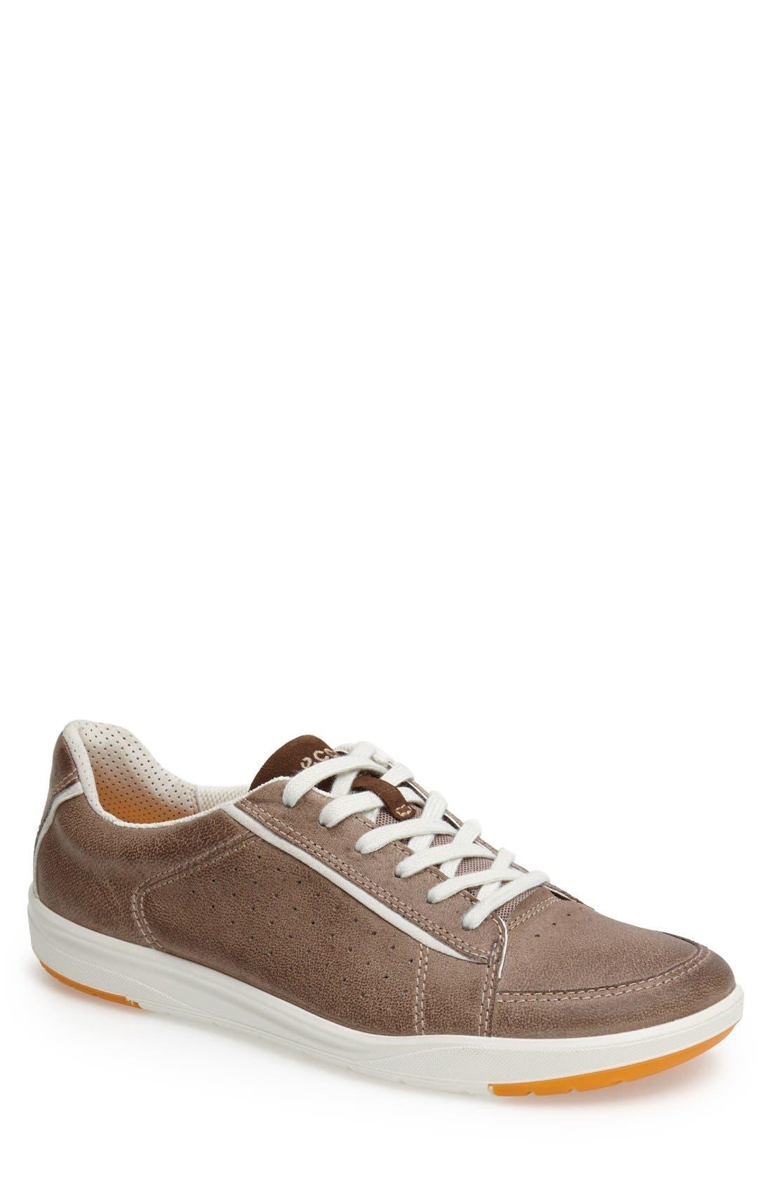 Alternate Image 1 Selected - ECCO 'Eldon' Sneaker (Men)