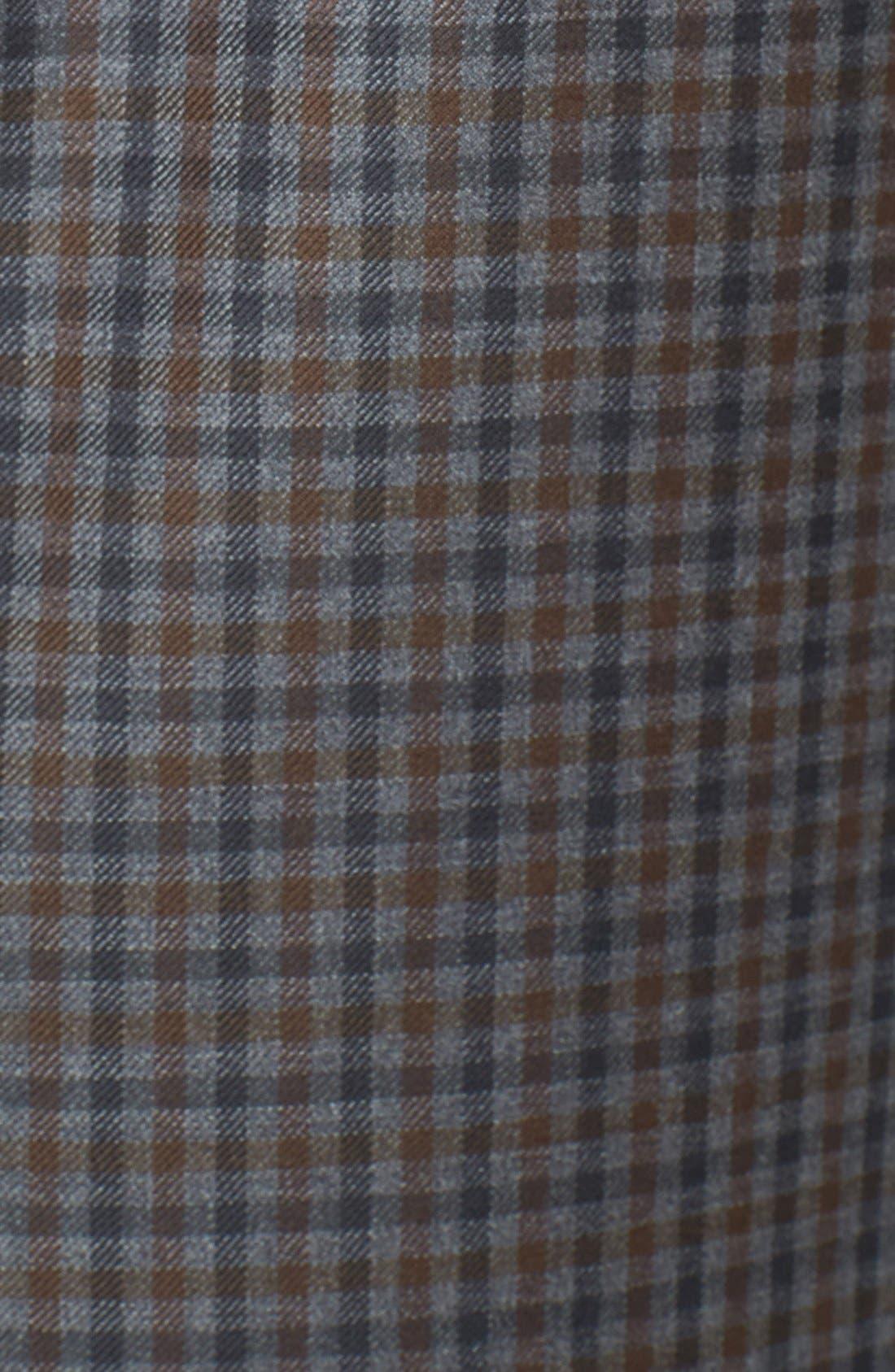Alternate Image 3  - Hart Schaffner Marx Classic Fit Plaid Sport Coat