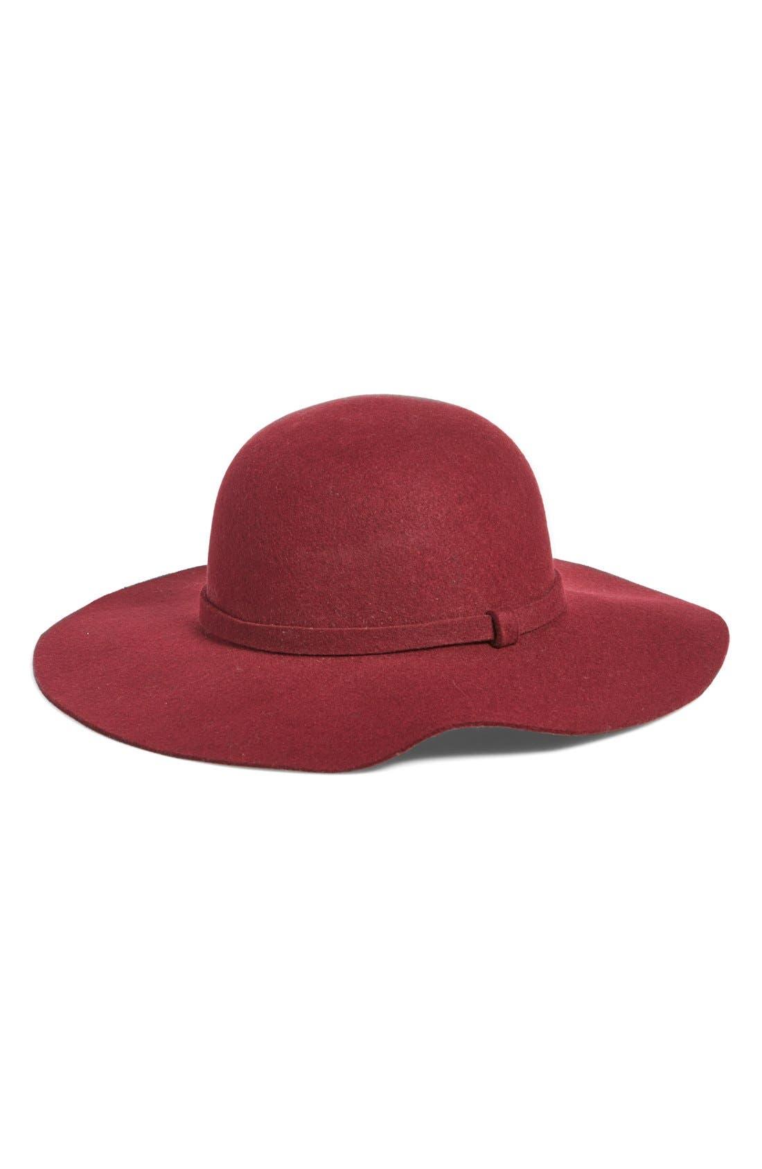 Alternate Image 2  - Phase 3 Floppy Wool Hat