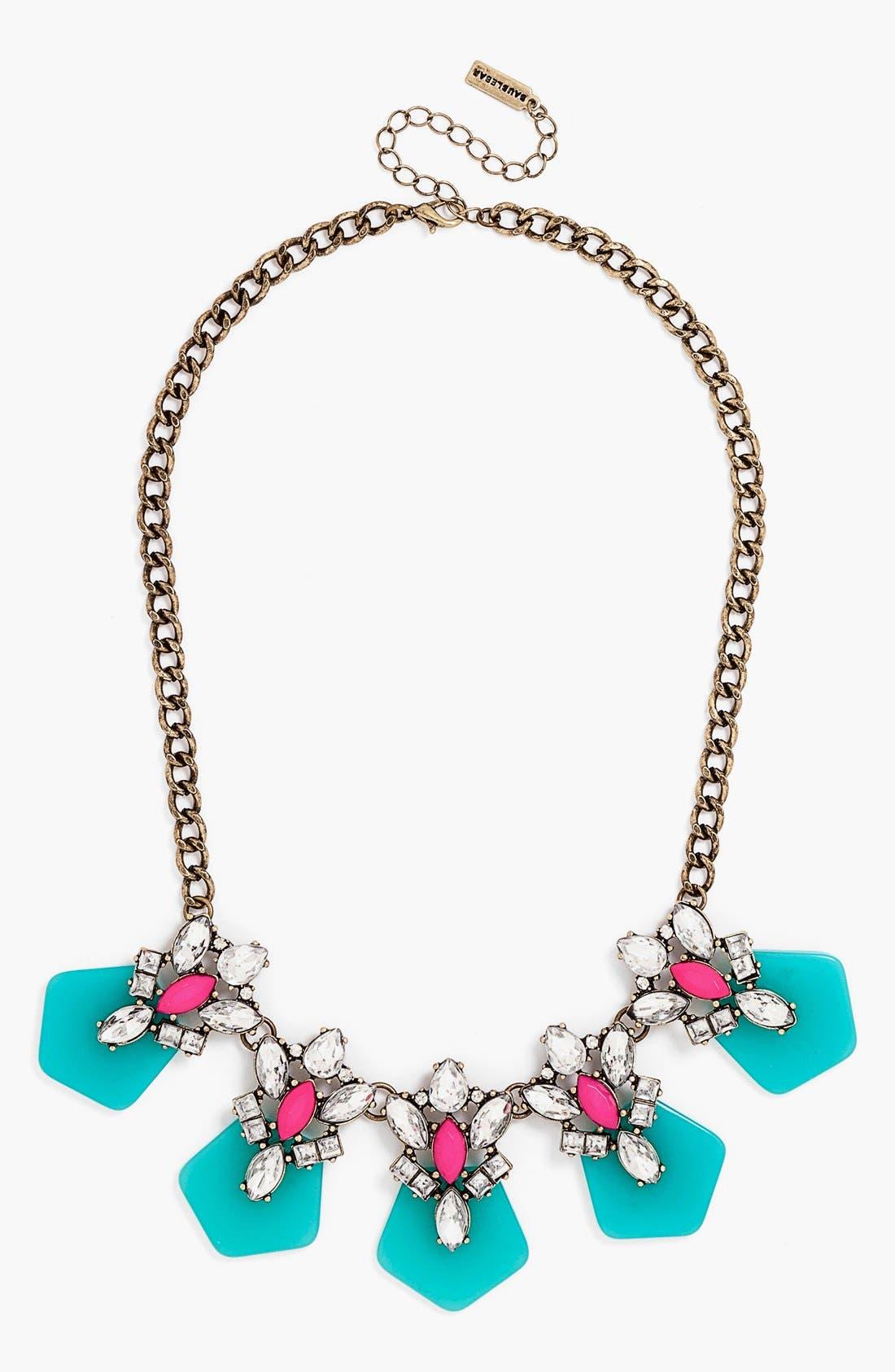 Main Image - BaubleBar Frontal Necklace