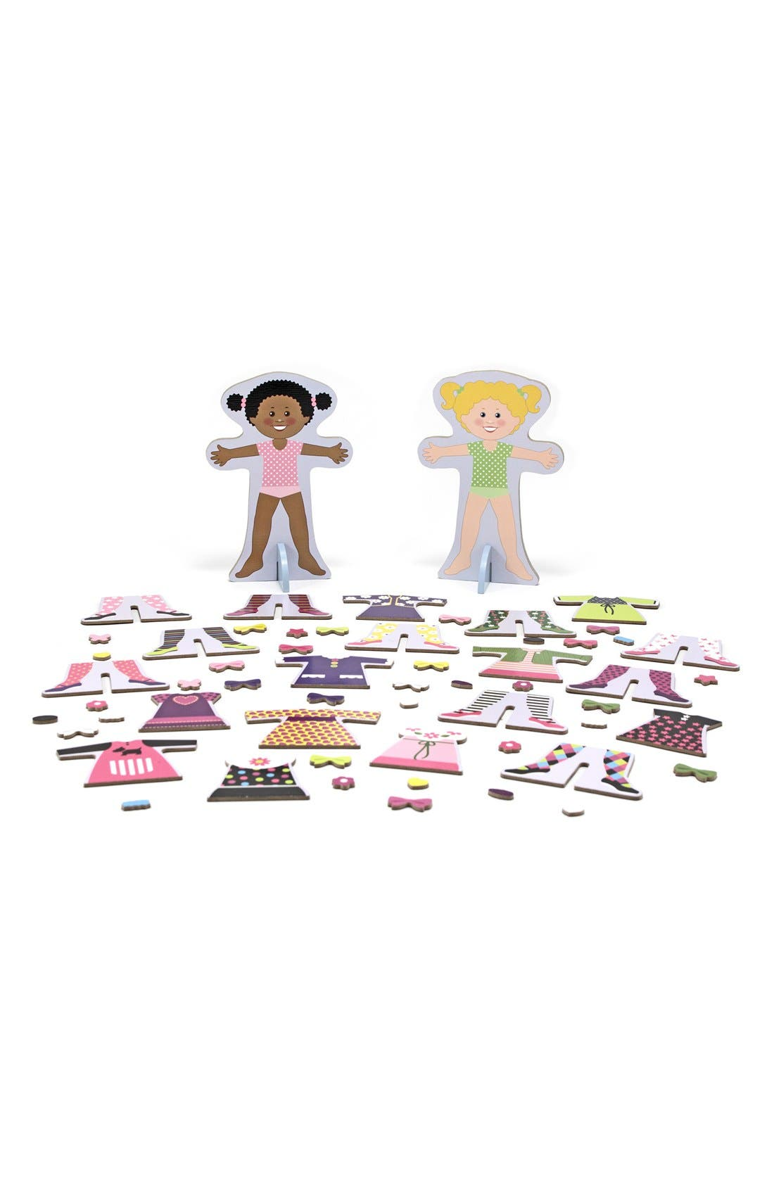 Alternate Image 3  - Melissa & Doug Magnetic Dress-Up Set