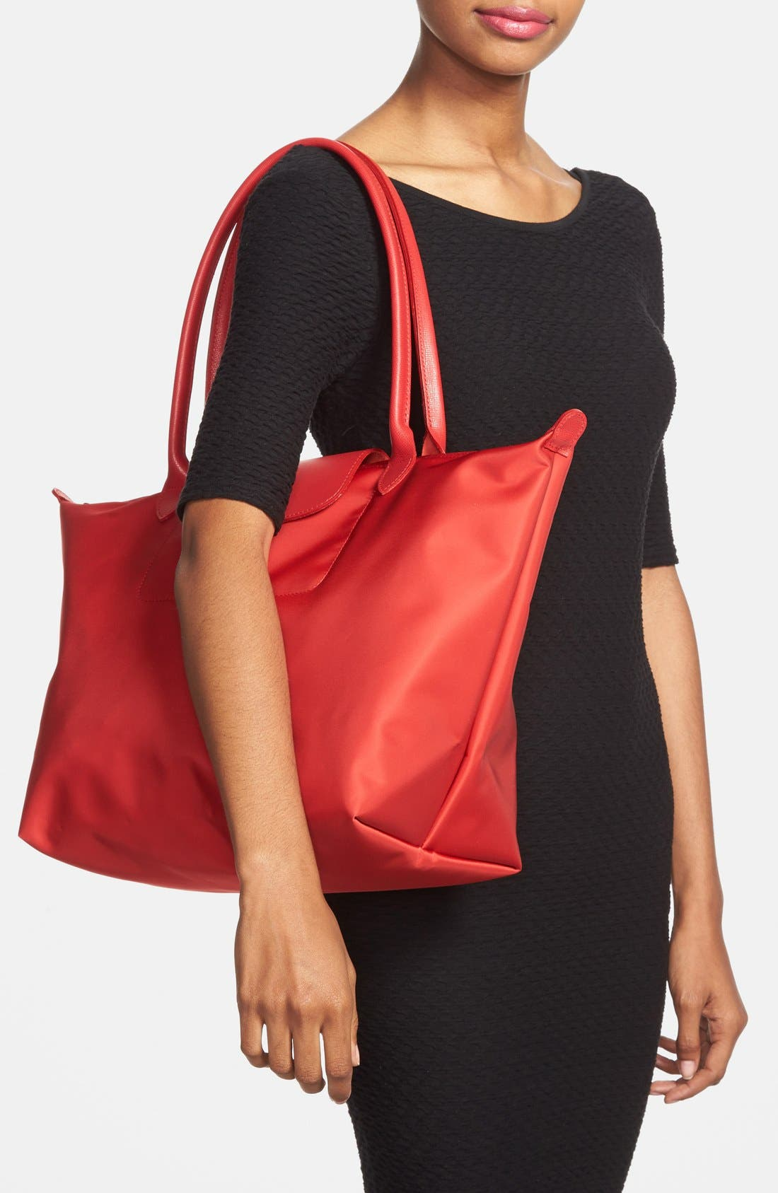 Alternate Image 2  - Longchamp 'Le Pliage Neo - Large' Tote