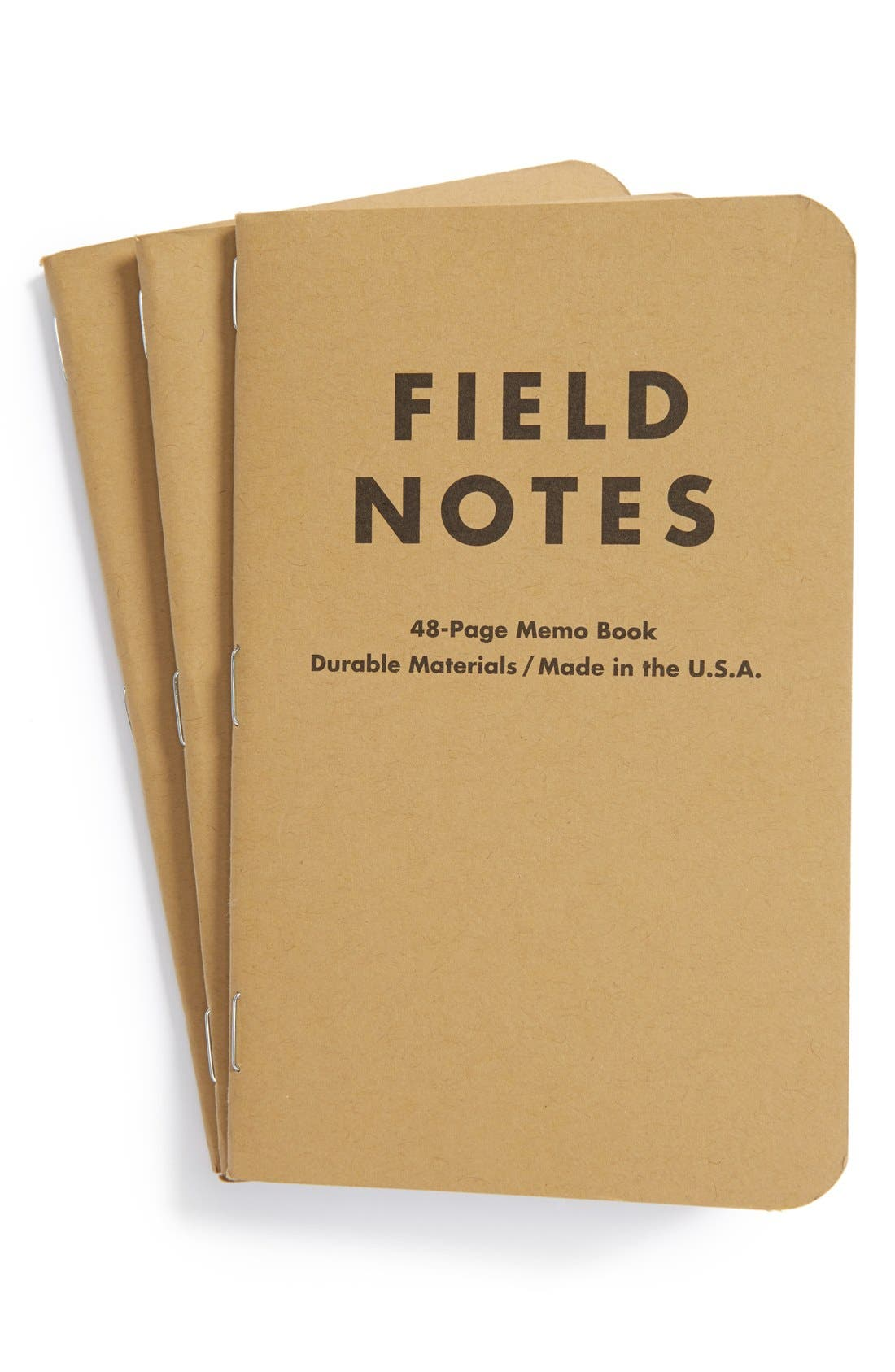 Main Image - Field Notes Blank Memo Books (3-Pack)