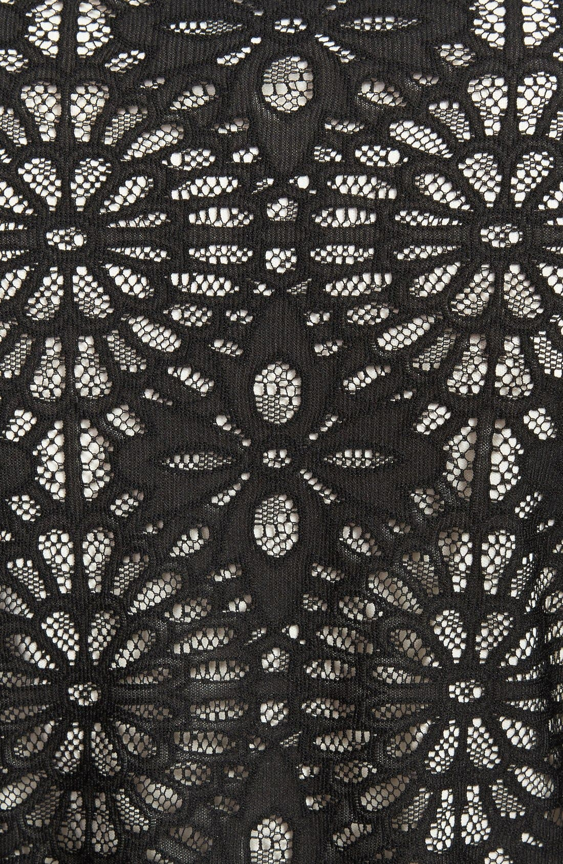 Alternate Image 3  - wallis Floral Lace Shift Dress