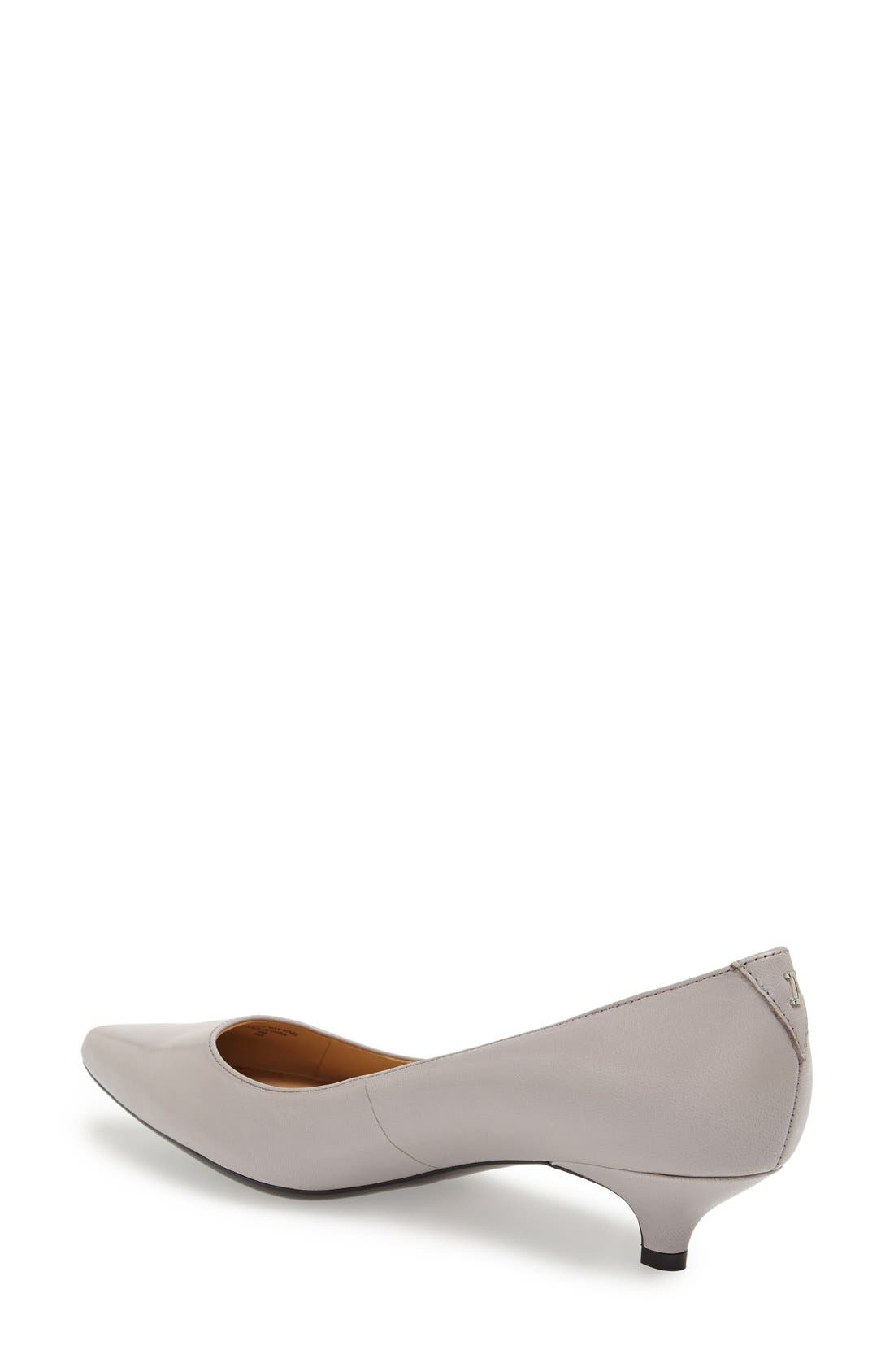 Alternate Image 2  - Isaac Mizrahi New York 'Gabriel' Pump